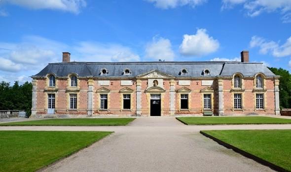 Château de la Ferté Saint-Aubin - al di fuori 2
