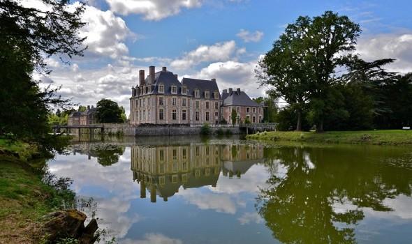 Château de la Ferté Saint-Aubin - seminario 45