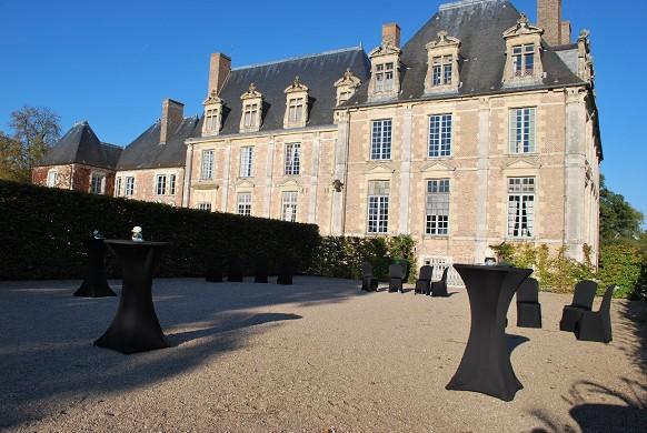 Château de la Ferté Saint-Aubin - esterno