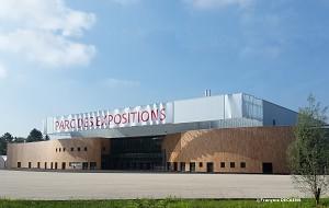 Parque de Exposições de Caen - recinto de exposições ao ar livre