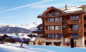 Hotel Des Neiges - Hotel Des Neiges - Hotel Courchevel para seminário