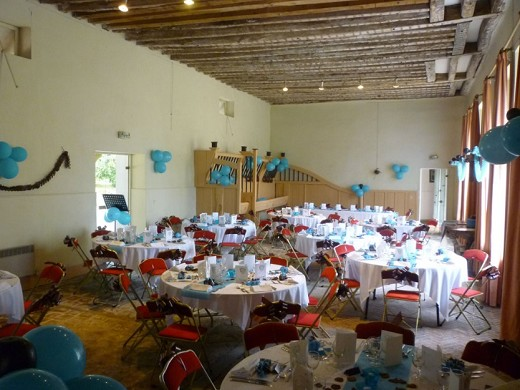 Field of Courson - 2 banquet hall