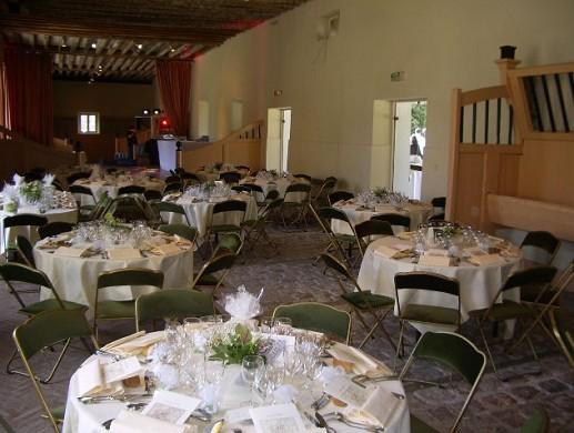 Domaine de Courson - Banquet Room