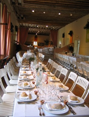 Courson Domain - Reception Hall 2