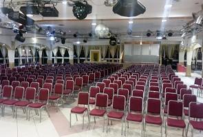 91 Palace - sala riunioni