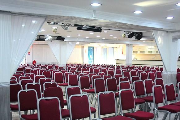 Palacio 91 - sala de seminarios