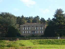 Château de Pralong - Front
