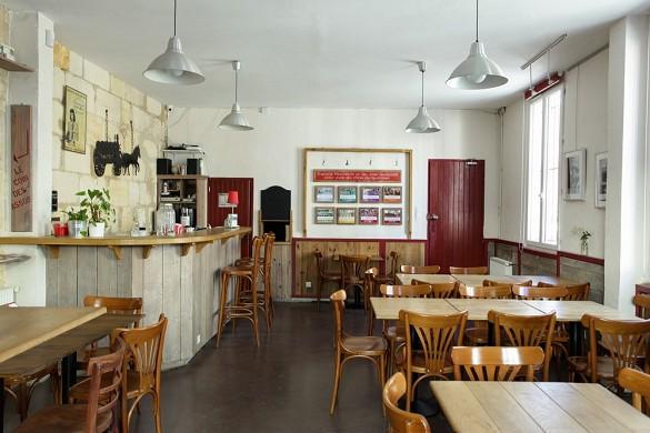 Espace mouneyra - ristorazione