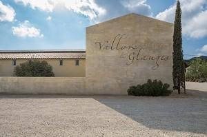Vallon des Glauges - Lugar de recepción Bouches du Rhône