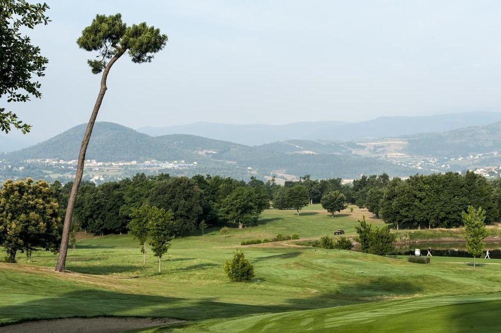 Field of saint clair - golf