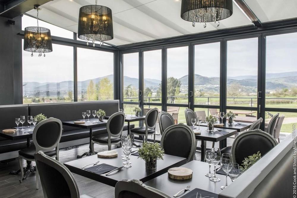 Domaine de saint clair - restaurant