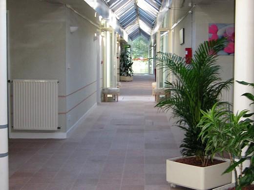 Hotel auf der Insel saussay - Interieur