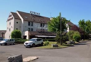 Kyriad Dijon Est - Mirande - Seminarhotel in dijon
