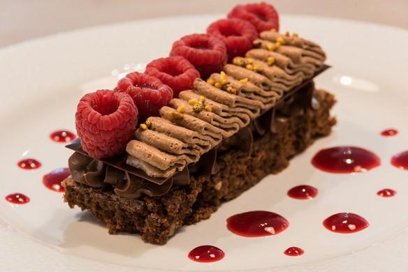 Castel maintenon hotel restaurant spa - dessert