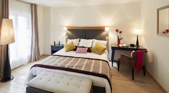 Castel maintenon hotel restaurant spa - camera superior