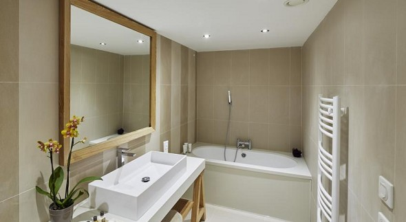 Castel maintenon hotel restaurant spa - bagno