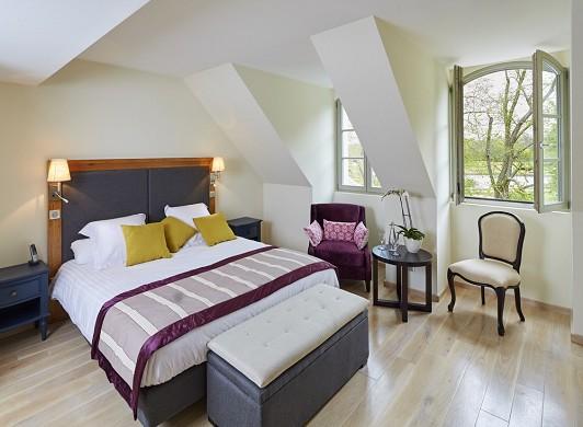 Castel maintenon hotel restaurant spa - room
