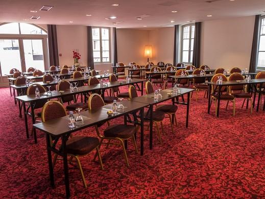 Castel maintenon hotel restaurant spa - sala per seminari