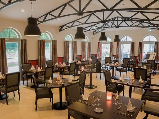 Castel maintenon hotel ristorante centro benessere - ristorante