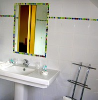 H tel chevalier gambette salle s minaire vannes 56 for Salle de bain vannes