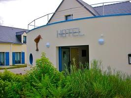 Hotel Chevalier Gambette - 3 star hotel for residential seminars in the Morbihan
