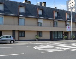 Park Hotel Cholet - Front
