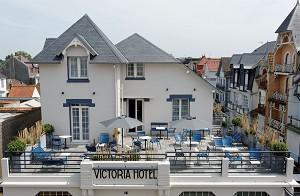 Castel Victoria - Terrace