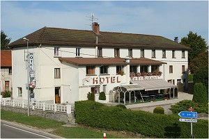Hotel Restaurant du Pont de Gratteroche - Seminar im Jura statt
