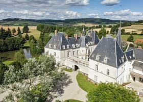Chateau de Sainte Sabine - seminário de Sainte-Sabine