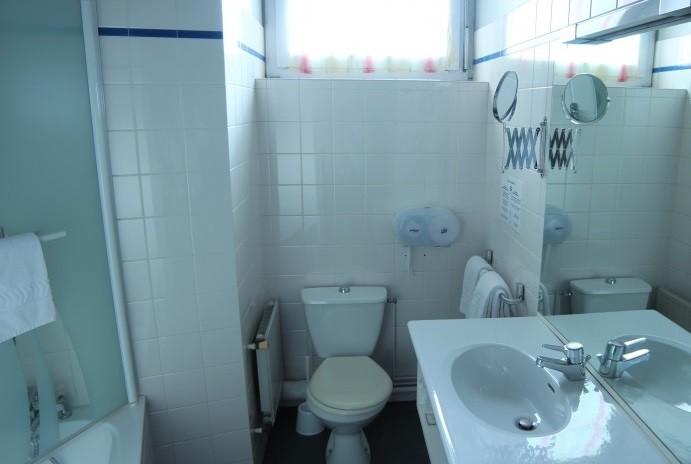 H tel gambetta salle s minaire grenoble 38 for Salle de bain hotel 5 etoiles