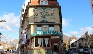 Hôtel Gambetta Grenoble - hotel de 3 estrellas para seminarios residenciales