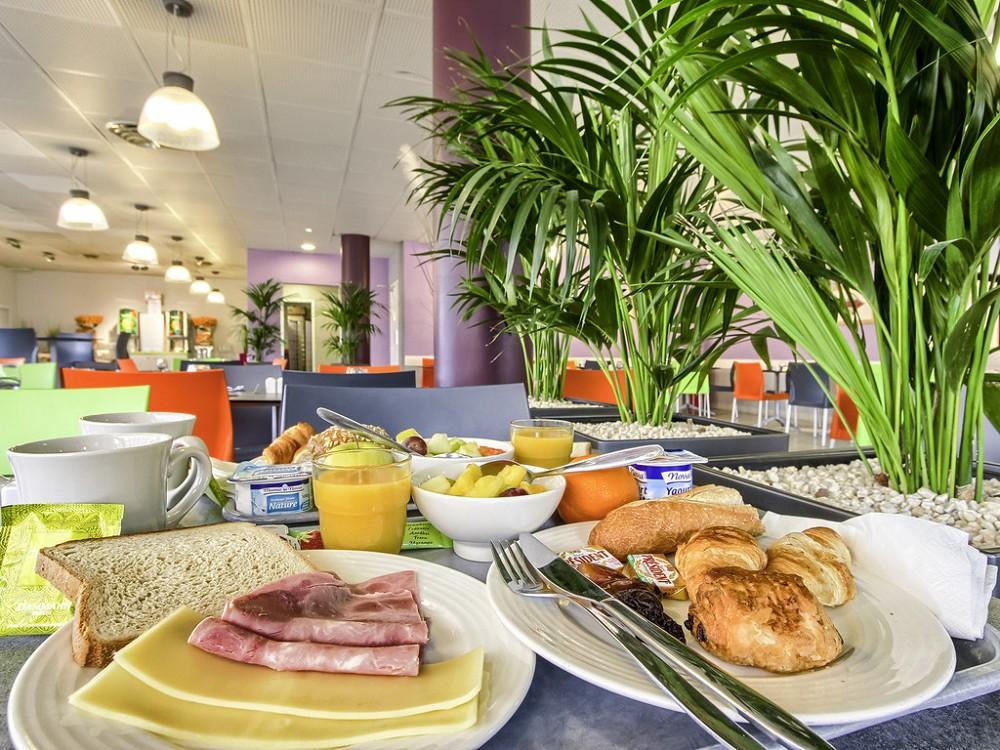 Ibis Styles Paris Roissy CDG - Prima colazione
