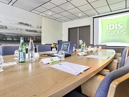 Ibis Styles Paris Roissy Cdg - sala riunioni in hotel stelle 3