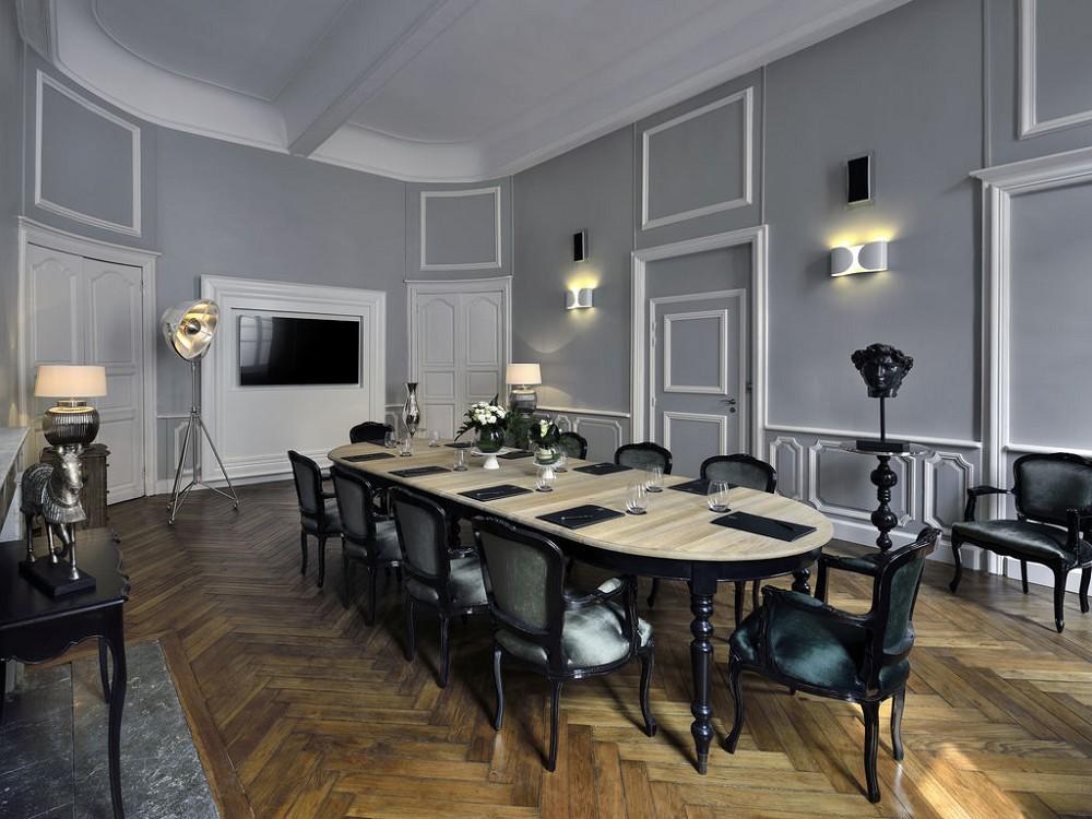 la cour des consuls h tel and spa salle s minaire. Black Bedroom Furniture Sets. Home Design Ideas
