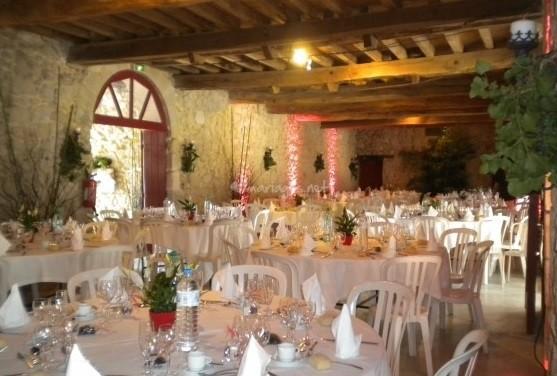 Castillo Boisverdun - Sala de Recepción