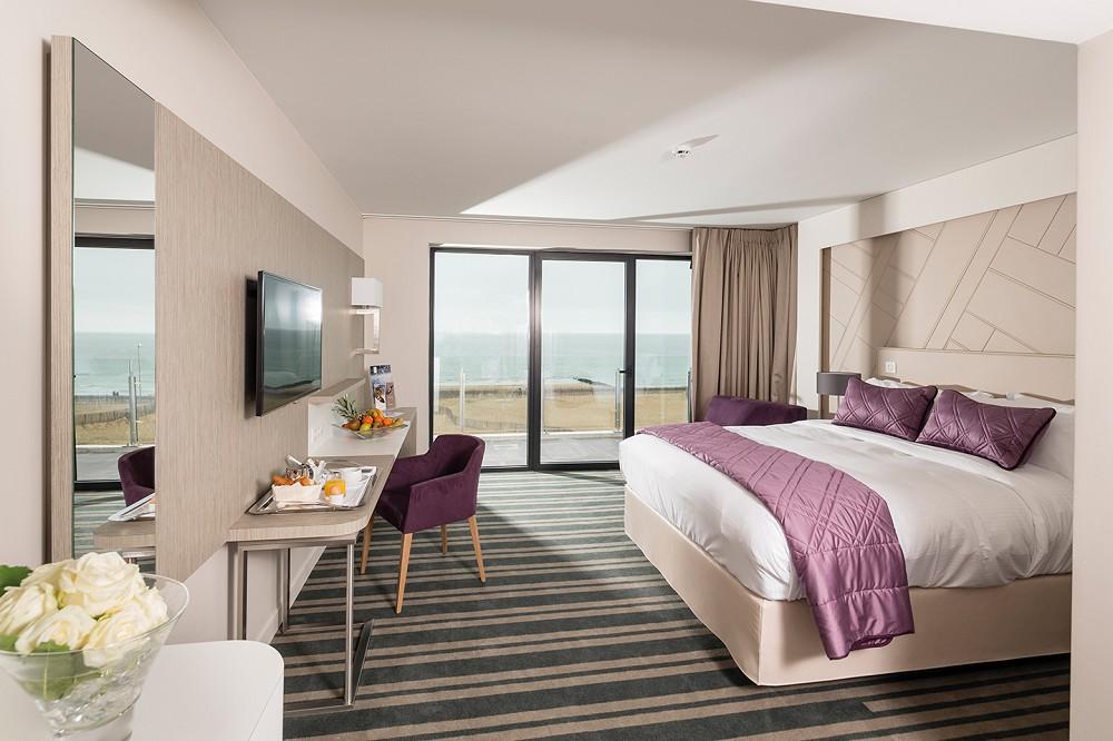 banhos Hotel Thalazur Cabourg - Sala