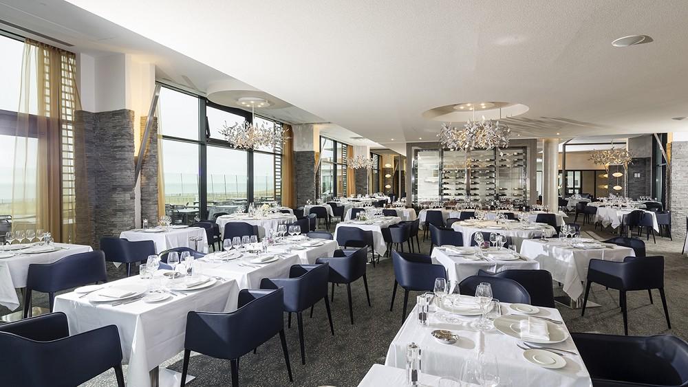 banhos Hotel Thalazur Cabourg - Restaurante