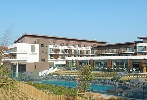 Hotel Thalazur baths Cabourg Cabourg - Overview Hotel