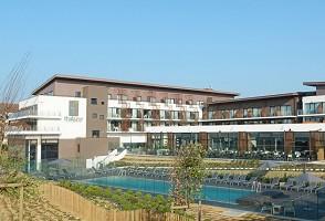 banhos Hotel Thalazur Cabourg - Descrições Hotel