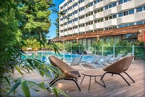 Hotel C-Suites - Piscina