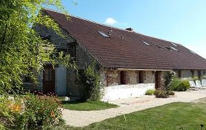 Casa rural en 1h30 de París - lorris Seminario