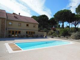 La Villa Martegale - Piscina
