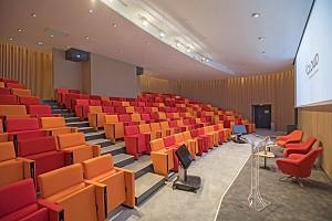 The hub auditorium