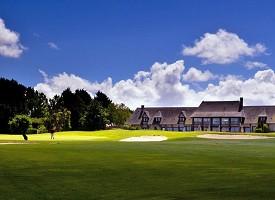 Deauville Golf Saint-Gatien - Campo da golf Calvados