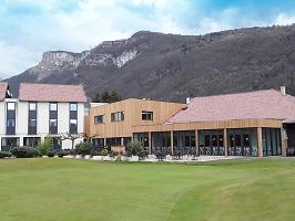 Seminarraum: Domaine de Charmeil - Golf Hotel Grenoble -