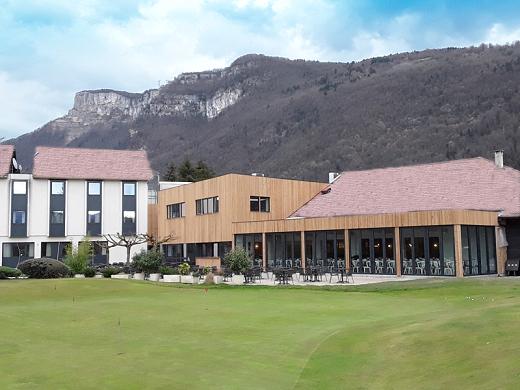 Domaine de charmeil - golf hotel grenoble - golf de grenoble charmeil