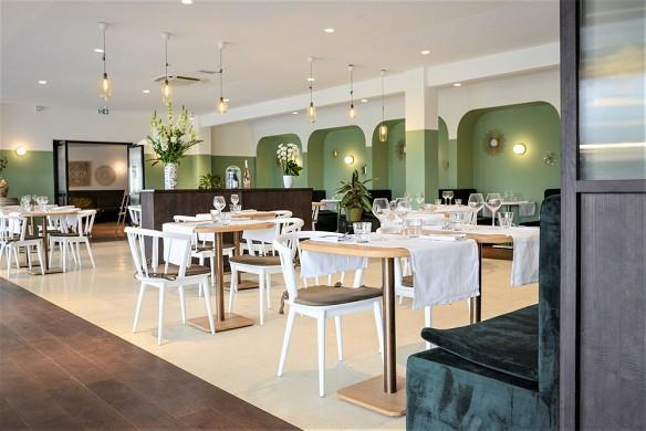 Domaine de charmeil - golf hotel grenoble - restaurante