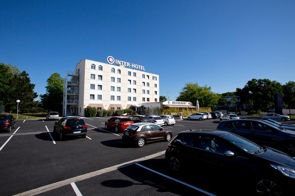 Inter hotel apolonia bordeaux lake - hotel 3 stars for seminars