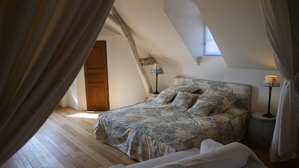 Domaine de la trigalière - bedroom