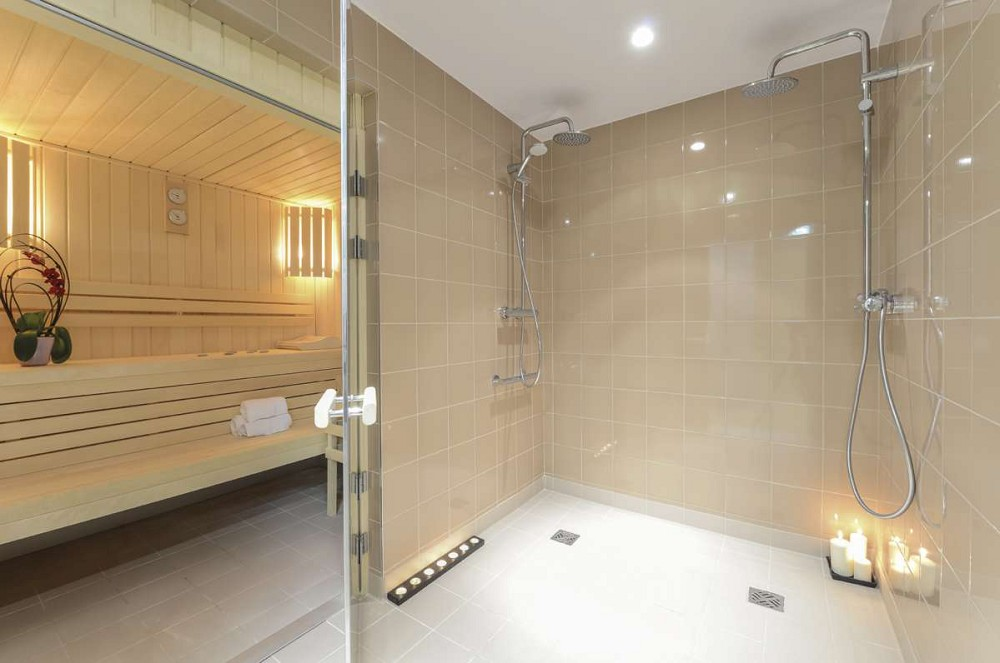 Appart'city confort paris velizy - salle de bain